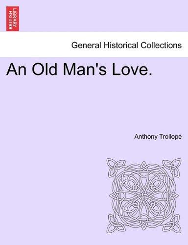 An Old Man's Love. pdf epub