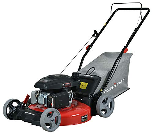 Buy gas lawn mower under 200