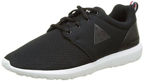 Le Coq Sportif Mixte-erwachsene Dynacomf Chaussures Ouvertes, Blau Schwarz (blanc Noir / Optique)