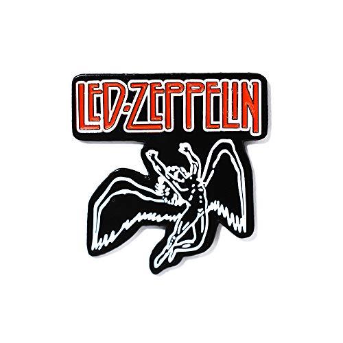 Led Zeppelin Icarus Pin Collectible Led Zeppelin Pendant Lapel Hat -