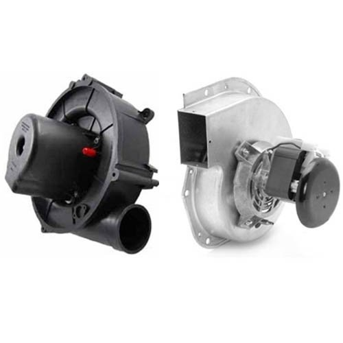 (102802-01 - Lennox Furnace Draft Inducer / Exhaust Vent Venter Motor - OEM Replacement)
