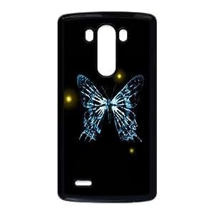 Fringe Butterfly LG G3 Cell Phone Case Black DIY GIFT pp001_8953686
