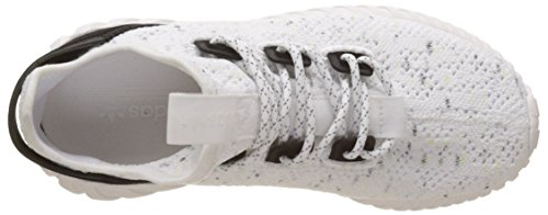 White Doom Homme Sock Hautes Black core Tubular footwear Adidas Baskets Primeknit Blanc footwear White xzqwCRzB