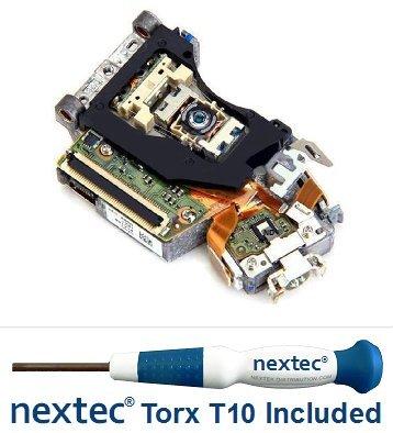 Lens (KES-400A/KES-400AAA/KEM-400A/KEM-400AAA) + Next. (Playstation 3 60gb 80gb)