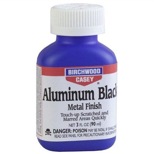 Birchwood Casey Aluminum - Black Aluminum