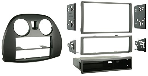 Dash Eclipse Mitsubishi Kits - Metra 99-7010 Single DIN / Double DIN Installation Kit for 2006-2007 Mitsubishi Eclipse Vehicles