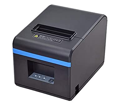 Xprinter 80mm(3 Inch) POS USB Thermal Receipt Printer for Windows/Android/Linux Packaging & Shipping Supplies at amazon