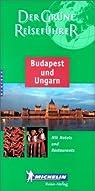 Budapest und Ungarn, N°2542 (en allemand) par Michelin