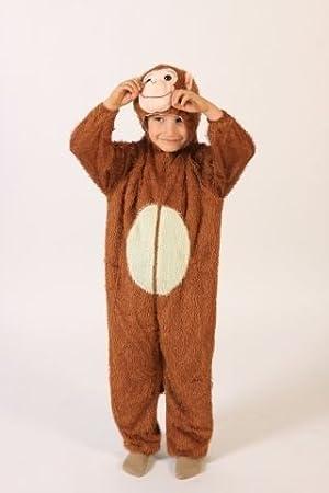 FOXXEO Traje de Mono Traje de Mono para niños, Tamaヱo 104 ...