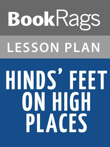 Lesson Plans Hinds' Feet on High Places