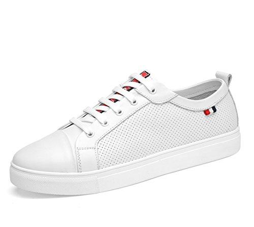 Minitoo LHEU-LH1680B, Herren Sneaker Weiß