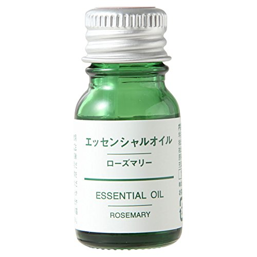 Japan Rosemary - [Muji] Essential Oil Aroma Oil Rosemary 10ml from Japan