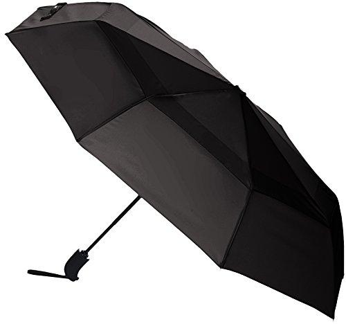AmazonBasics Umbrella with Wind Vent, Grey