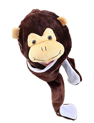 Winte (Funny Gorilla Costume)