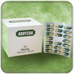 Addyzoa Capsule Faible Numération Des Spermatozoïdes