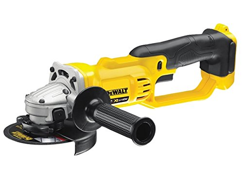 Dewalt Tools - DCG412N 125mm XR Premium Angle Grinder 18 Volt Bare Unit