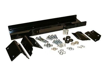 Bulldog 20009 Winch Mounting Plate Kit for Jeep CJ/YJ
