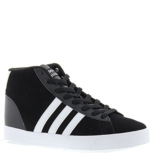 new style d70ab 4164a adidas Neo Womens CF Daily QT Mid W Sneaker, BlackWhiteSuper Pink, 8.5  Medium US - Buy Online in Oman.  Apparel Products in Oman - See Prices, ...