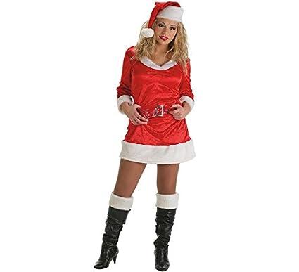 LLOPIS - Disfraz Adulto mamá Noel: Amazon.es: Juguetes y juegos