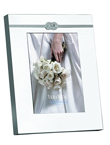 Wedgwood Vera Wang Vera Infinity Frame, 5 by 7-Inch