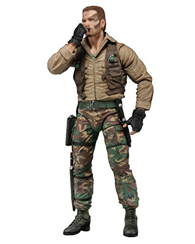 "Predator - 7"" Scale Action Figure- 30th Anniversary Jungle E"