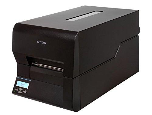 Citizen America CL-E720UBNN CL-E720 Thermal Transfer Table Top Printer, Ethernet/USB, US Cord, -