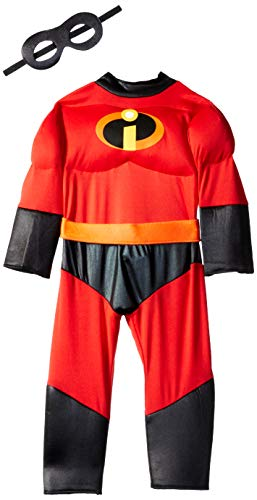 Disguise Dash Toddler Classic Muscle Child Costume, Red, Size/(2T) for $<!--$22.05-->