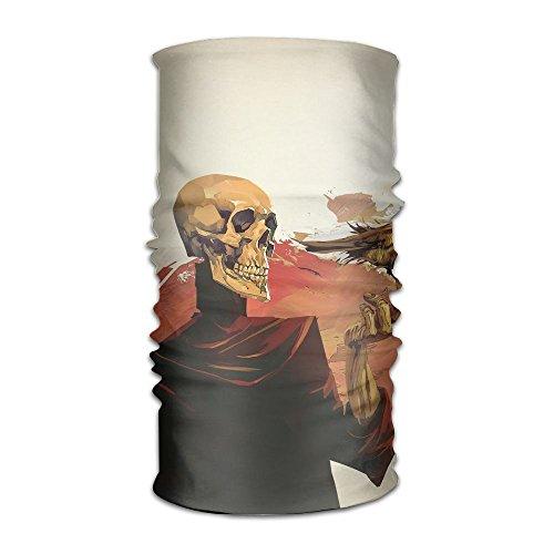Magic Headwear Humor Skull Outdoor Scarf Headbands Bandana Mask Neck Gaiter Head Wrap Mask Sweatband]()