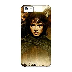 Top Quality Cases Covers For Iphone 5c Cases With Nice Lord Of The Rings Appearance