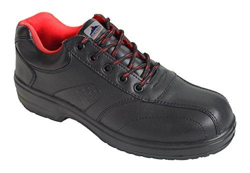 Sécurité S1 Steelite Portwest De Noir Femme Chaussures gx4Bz5qx