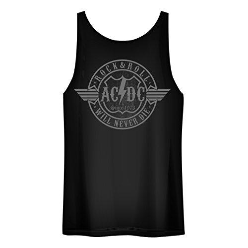 AC/DC - RnR will never die (Tanktop)