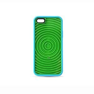 Funda Labyrinth para iPhone 5-Verde-Unica