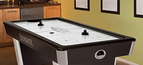 Brunswick 7ft Air Hockey Table - Windchill