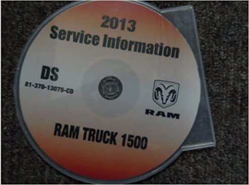 2013 ram 1500 factory service manual