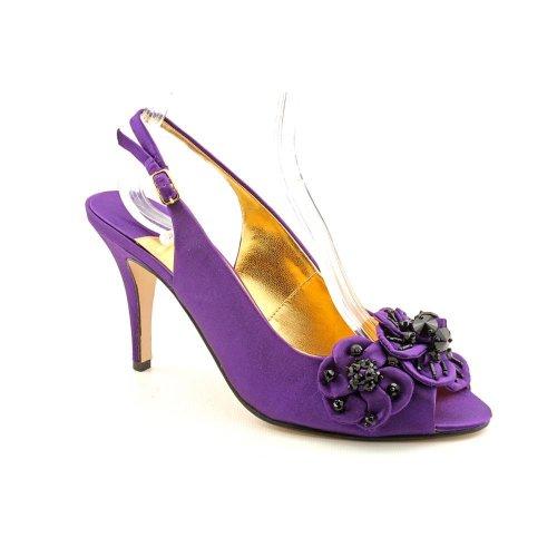 Caparros Womens Organic Slingback Pump Purple Y17KD