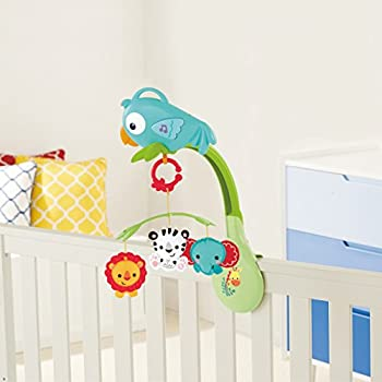 Fisher-price Rainforest Friends 3-in-1 Musical Mobile 10