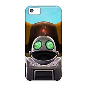 Fashionable Style Case Cover Skin For Iphone 5c- Ratchet And Clank