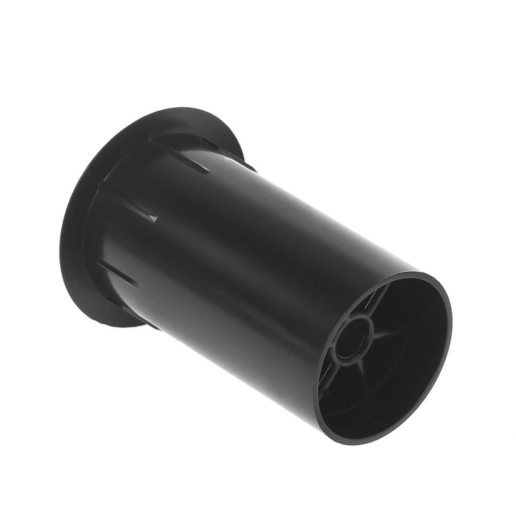 JERKKY 4 Pulgadas Subwoofer Woofer Altavoces Puertos Conectores Tubo Inversor Ventilador de Altavoz