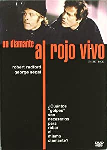 Un Diamante Al Rojo Vivo [DVD]