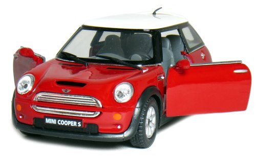 5-die-cast-mini-cooper-s-1-28-scale-red