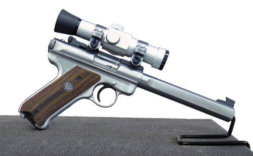 Gun Hanger (Gun Storage Solutions Pack of 2 Back-Over Handgun Hangers)