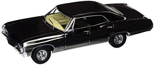 1967 Chevrolet Impala Sport Sedan Black Chrome Edition