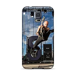 Samsung Galaxy S5 ZWk9209RDEJ Provide Private Custom Fashion Rise Against Skin Protector Hard Cell-phone Case -AlissaDubois
