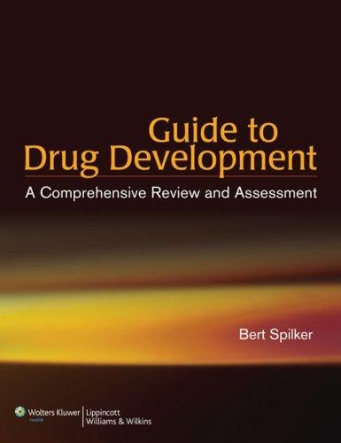 Download Guide to Drug Development (08) by Spilker, Bert [Hardcover (2008)] pdf epub