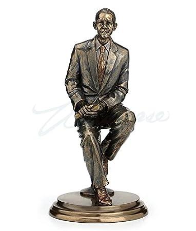 Amazoncom Veronese Design Mr President Obama Statue Cold Cast