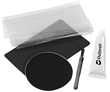 OUTWELL FIELD REPAIR KIT GUARD CAMPING/CAMP TENT MAT/AIRBED NEW  sc 1 st  Amazon UK & OUTWELL FIELD REPAIR KIT GUARD CAMPING/CAMP TENT MAT/AIRBED NEW ...