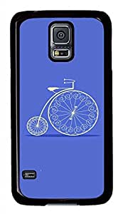 Cycling PC Black Hard Case Cover Skin For Samsung Galaxy S5 I9600