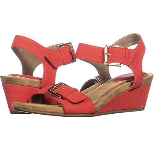 Giani Bernini Womens Bryana Open Toe Casual Platform Sandals, Hibiscus, Size 9.0 from Giani Bernini