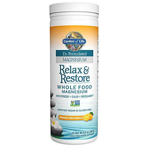 Garden Life Formulated Magnesium Dreamsicle