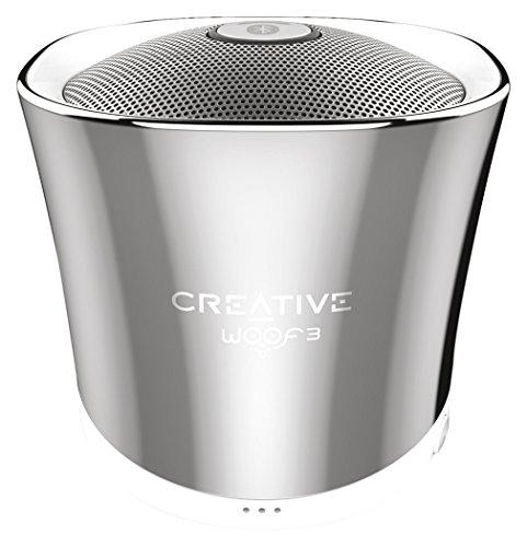 Creative Woof 3 mini-Lautsprecher mit Bluetooth und in tollen Farben thumbnail
